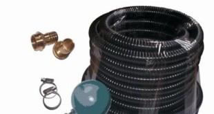 Ansaug Set - Saug -/Druckschlauch Zubehör Hauswasserwerk