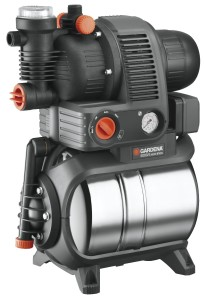 ardena Hauswasserwerk 5000/5 eco Inox Premium